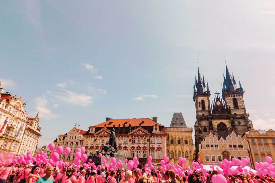 Best Things to do in Prague Old Town and Pink