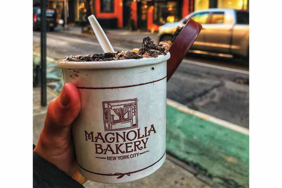 Where to Eat in New York City Magnolia Bakery