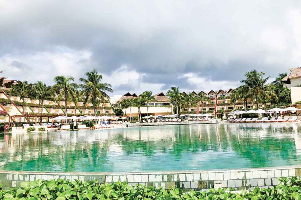 Grand Velas Resort View