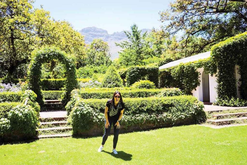 Cape Town Wineries Rustenberg Estate