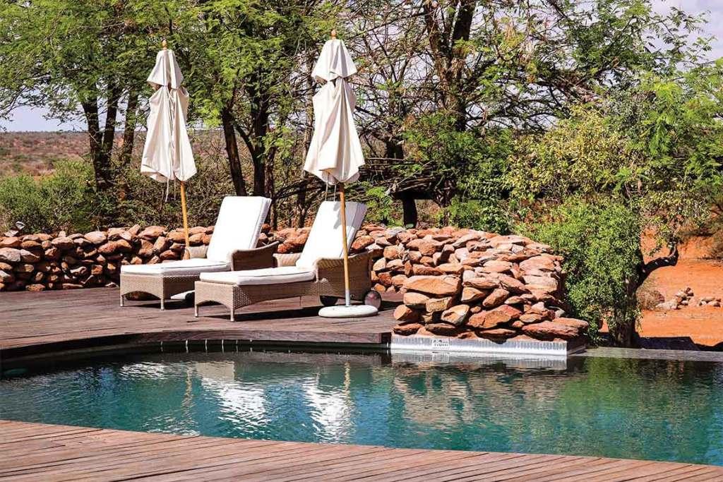 Tswalu Kalahari Motse Lodge