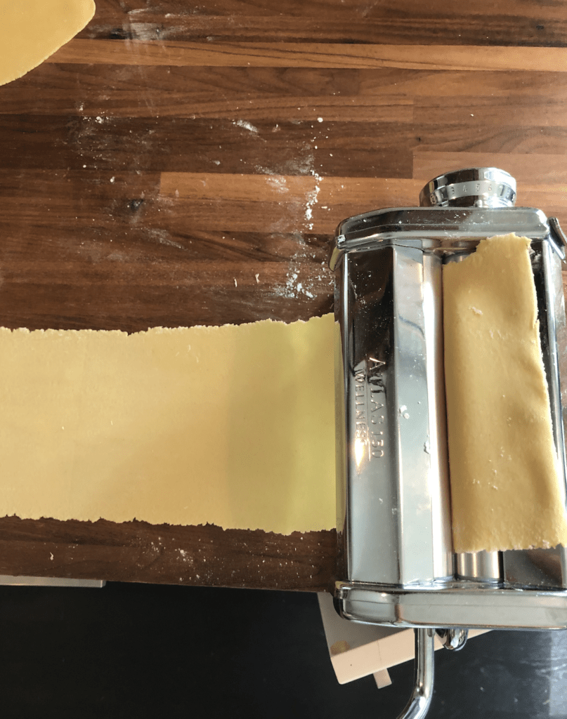 MT Kitchen rolling ravioli