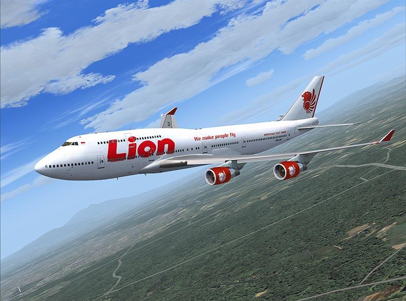 Lion Air  Pt Mjsa