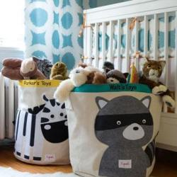 3 Sprout Storage Bins