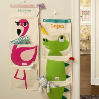 3 Sprouts Wall Organizer
