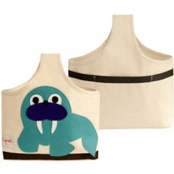3 Sprouts Walrus Storage Caddy
