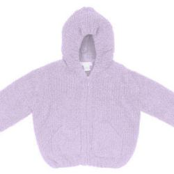 Purple Angel Dear Hoodie