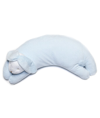 Angel Dear Pillow Pal Blue Bunny
