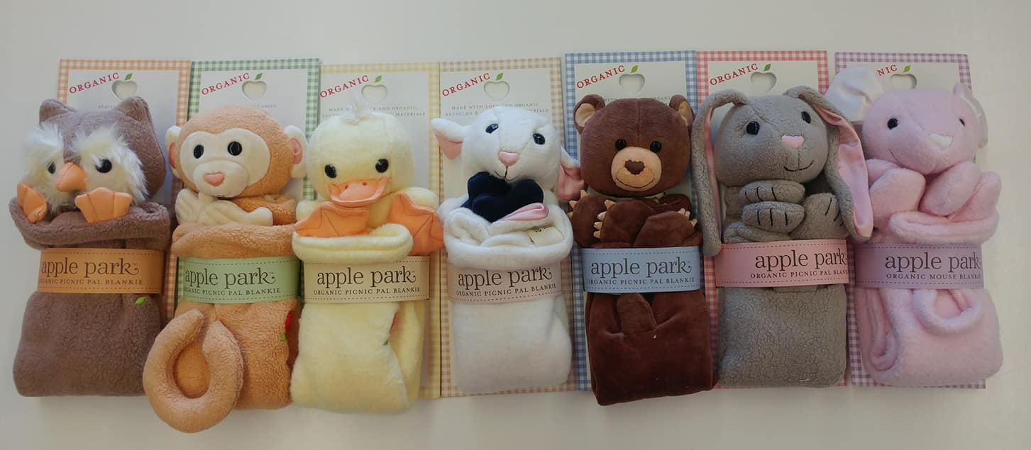Apple Park Organic Baby Clothing