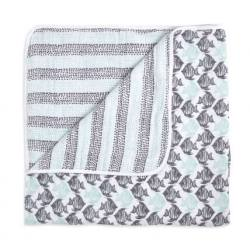 Aden and Anais Seaside Classic Dream Blanket