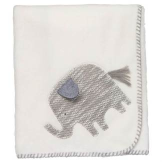 Mud Pie Elephant blanket