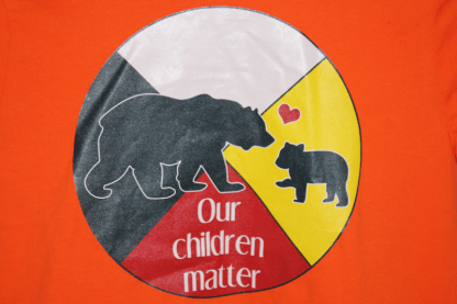 close up of our children matter image
