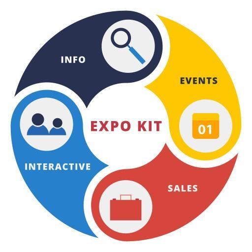 организовать выставку - Expo Kit - интерактивное решение для выставки - Unity ассет - русский