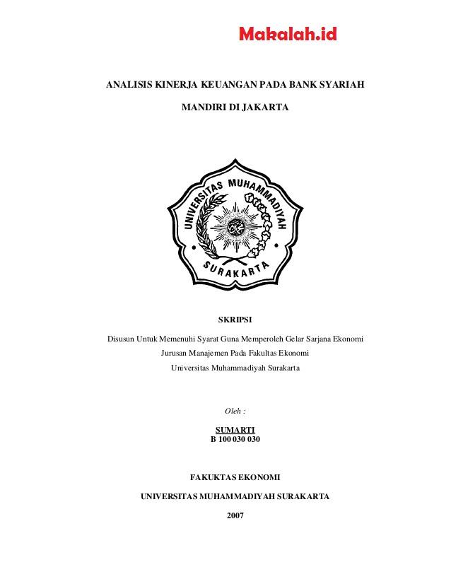 Skripsi Akuntansi Syariah : skripsi, akuntansi, syariah, Contoh, Skripsi, Akuntansi, Syariah, Materi, Pelajaran