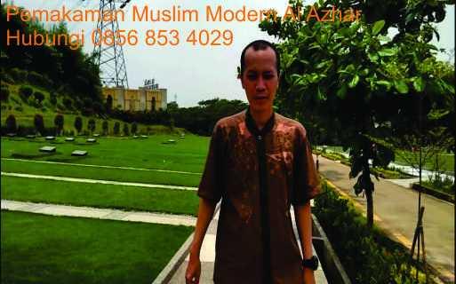 Pemakaman Muslim Modern Sesuai Syariat Islam Hub. 08568534029