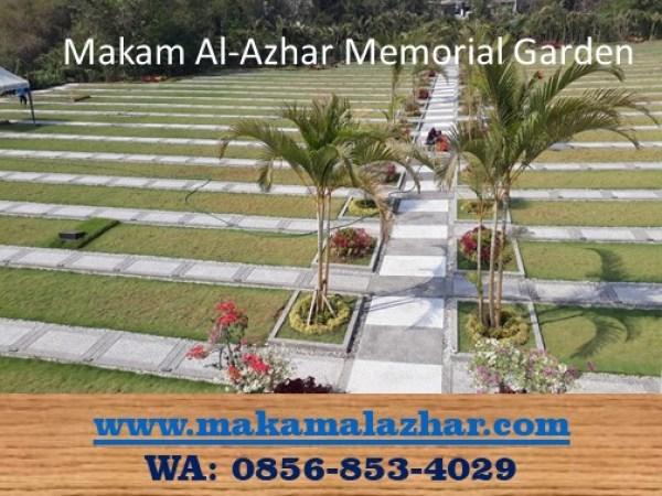 Biaya Al Azhar Memorial Garden 1 Orang