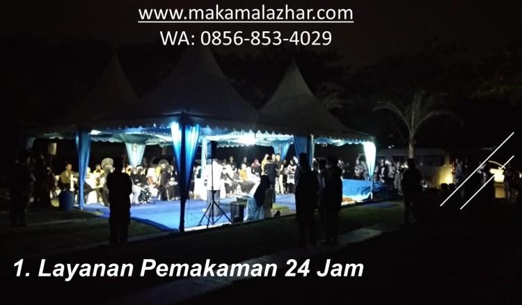 Kavling Pemakaman Muslim di Tangerang Selatan