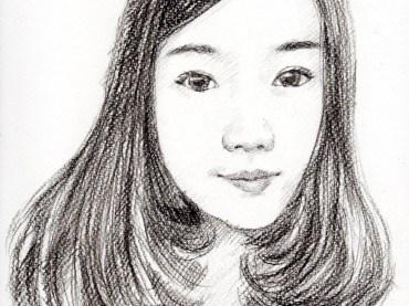 วาดภาพเหมือน บริการวาดภาพเหมือน รับวาดภาพเหมือน ภาพเหมือนลายเส้นดินสอ วาดภาพเหมือนบุคคล makamstories.com