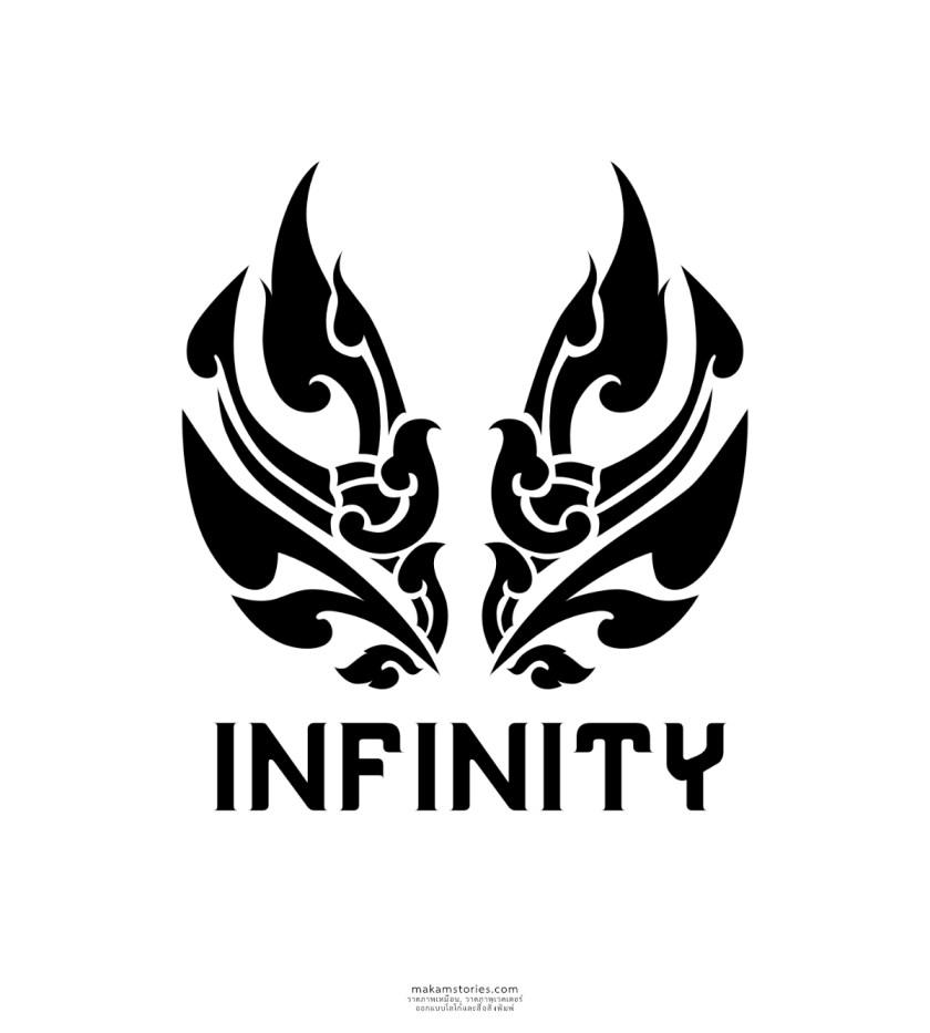 Logo Design งานออกแบบโลโก้สำหรับทำสกรีนลงบนผลิตภัณฑ์