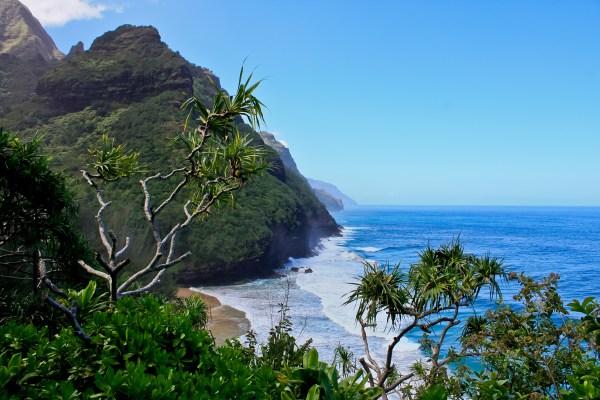Napali Coast Hike Local Guide Hanakapia' Beach And Falls