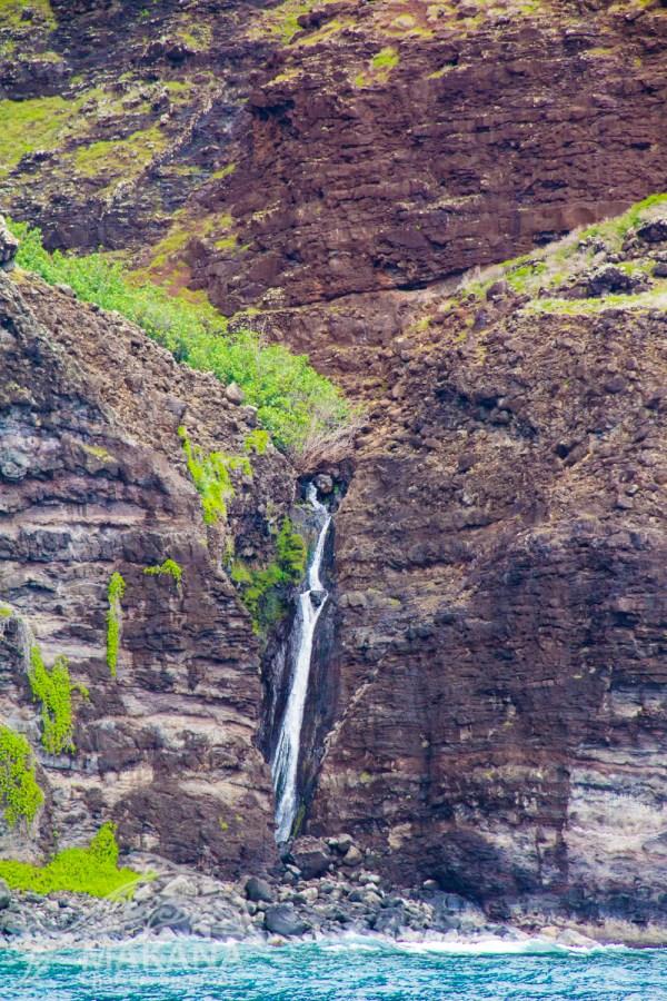 7 Easy-view Waterfalls In Kauai