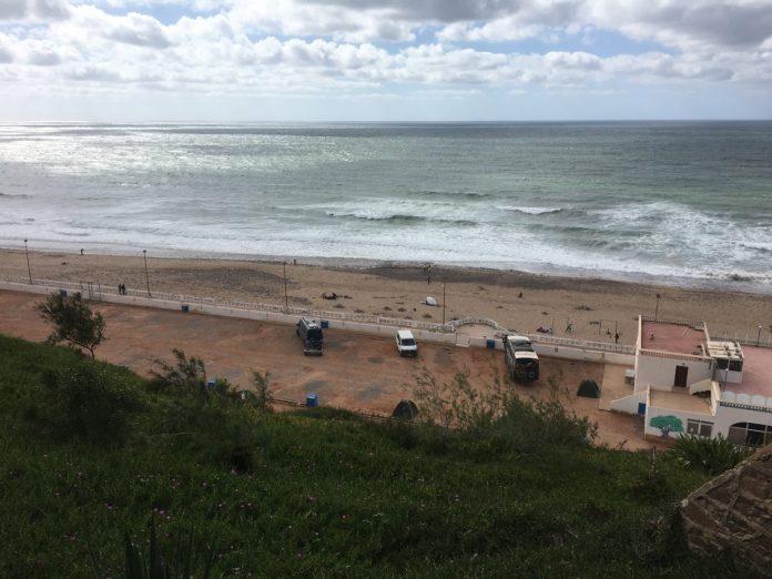 Die Welle von Sidi Ifni