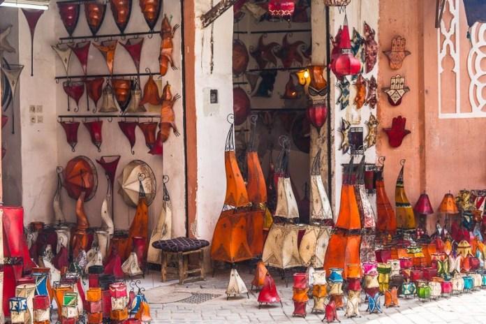 Marokko bunt und schön