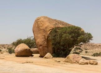 Hinkelstein von Asterix und Obelix