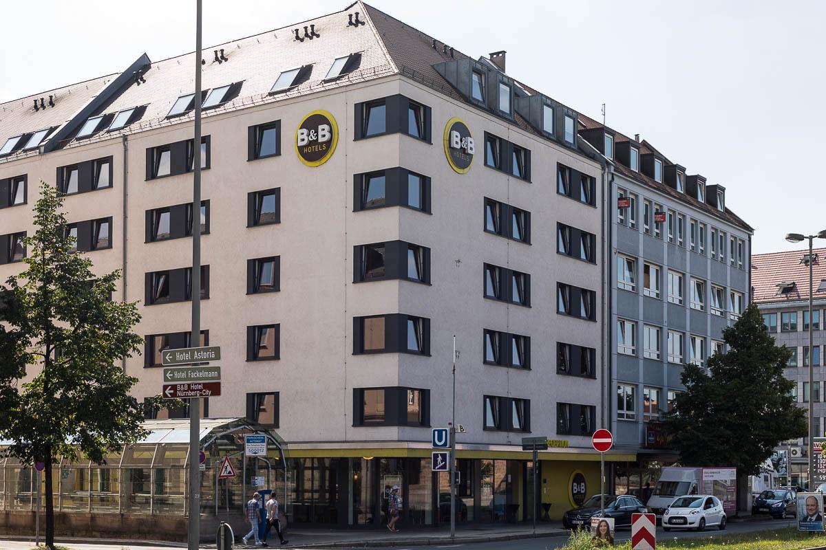 B B Hotel In Nurnberg In Zentraler Lage Zur Innenstadt