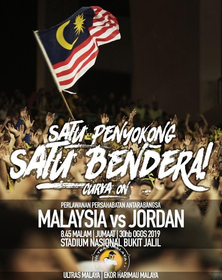 69204186 891012571275092 1890498308523163648 n Ultras Malaya Minta Penyokong Bawa Bendera Ke Stadium