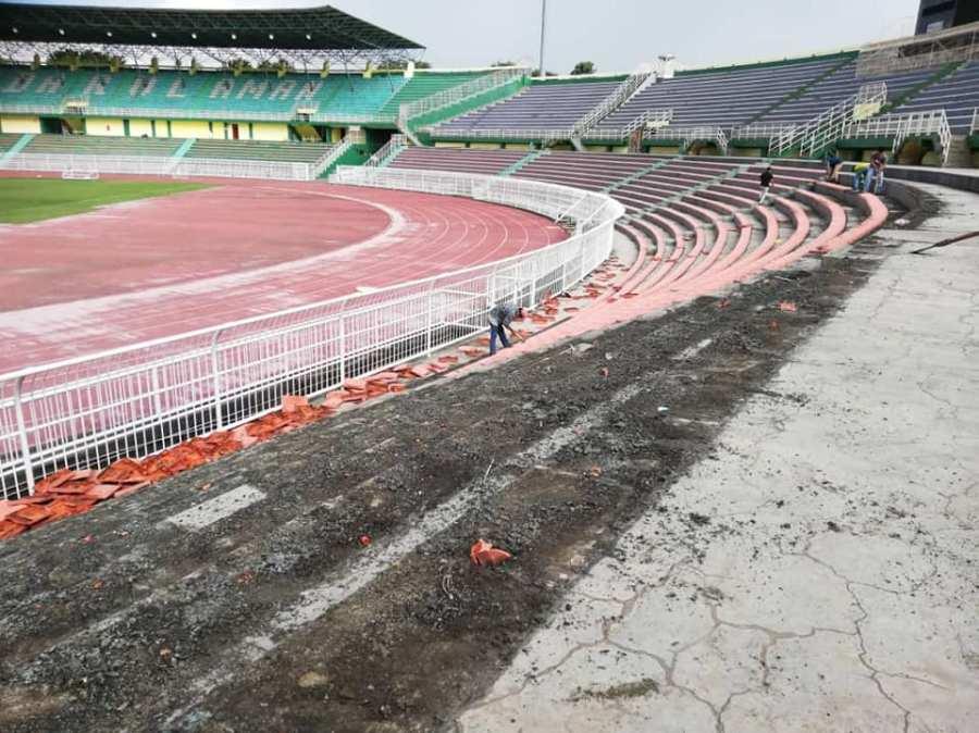 77305320 2496533750625407 2153330627498213376 n Stadium Darul Aman Berwajah Baru, Bakal Tandingi Stadium Larkin