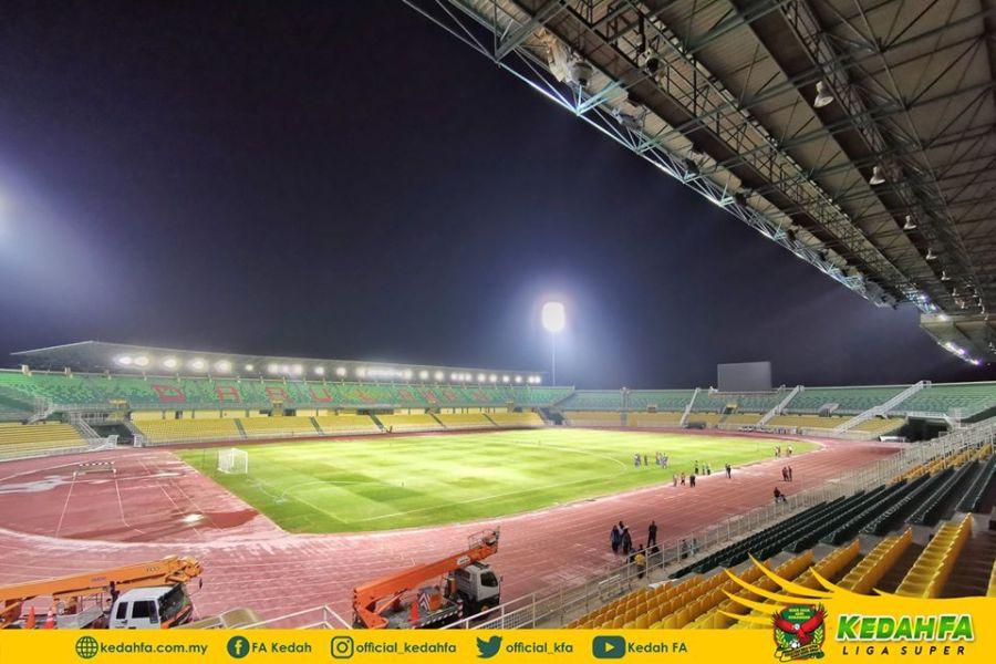 82795269 3013543042011486 5380800921817055232 o Stadium Darul Aman Berwajah Baru, Bakal Tandingi Stadium Larkin