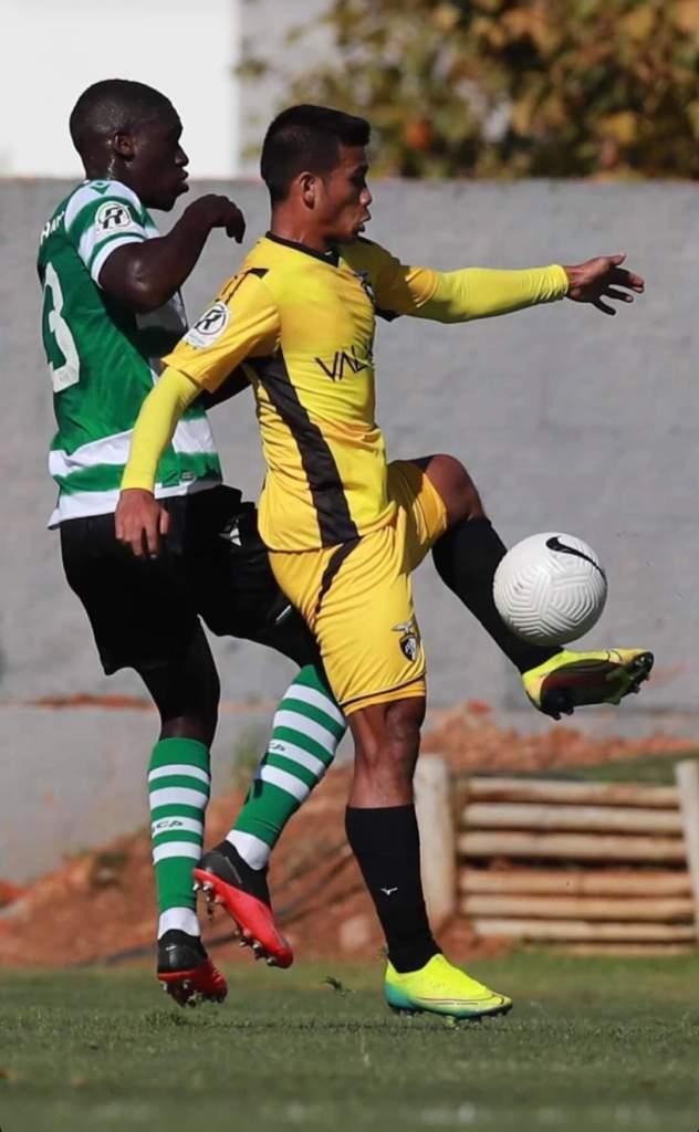FB IMG 1602871208234 Aksi Safawi Dalam Perlawanan Menentang Sporting SC Bawah 23 Tahun