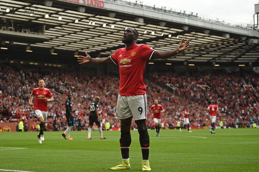 GettyImages 831061470 Manchester United Tidak Berlaku Adil, Lukaku Lepas Geram Terhadap Ole