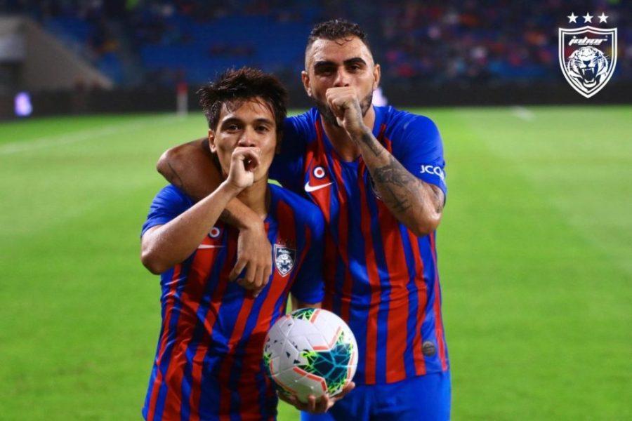 Johor Darul Ta'zim vs Nagoya Grampus