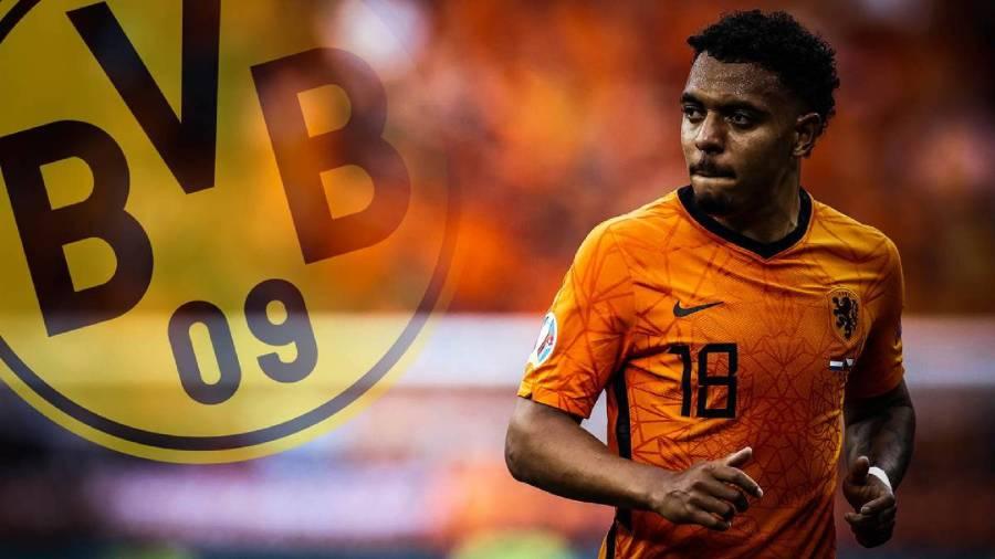 New Project1 Dortmund Sudah Jumpa Pengganti Jadon Sancho