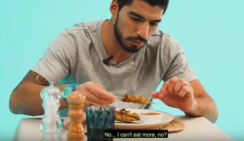 Screenshot 2020 02 21 at 3.04.14 PM 'Nasi Lemak Makanan Paling Sempurna' - Luis Suarez Jatuh Cinta Dengan Makanan Malaysia