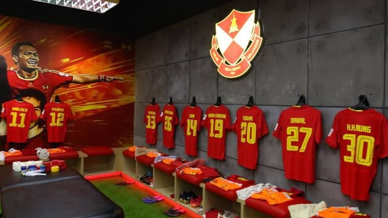 Selangor FC 2 Home