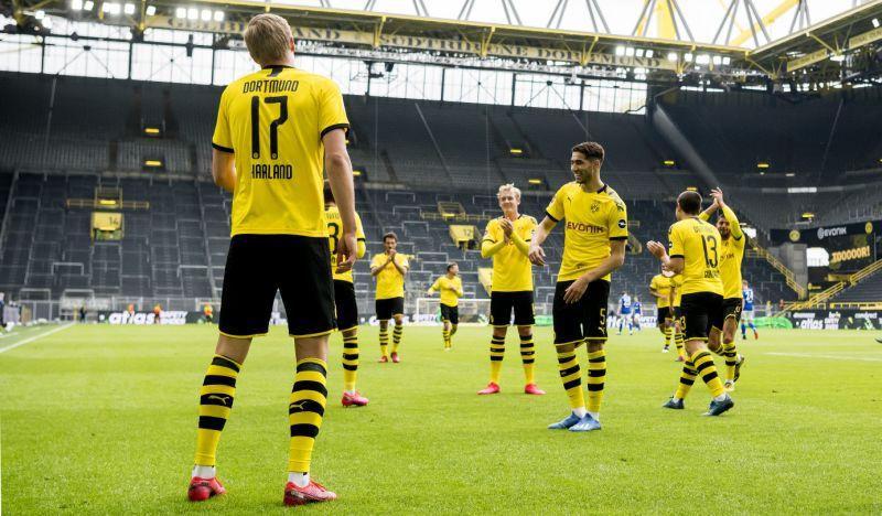 dortmund mco distancing Lihat Penjarakan Sosial Bundesliga Ketika Perlawanan Sedang Berlangsung