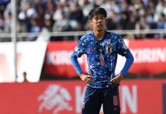 jepun Jepun Tewas Sekaligus Tersingkir Dari Saingan AFC Championship B-23