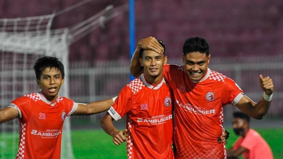 kel Naluri 'Fox In The Box' Julang Nurshamil Selaku Penjaring Terbanyak Tempatan Liga Premier 2021