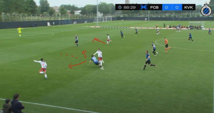 luqman club brugge 2 Analisa 5 Minit Luqman Hakim vs Club Brugge
