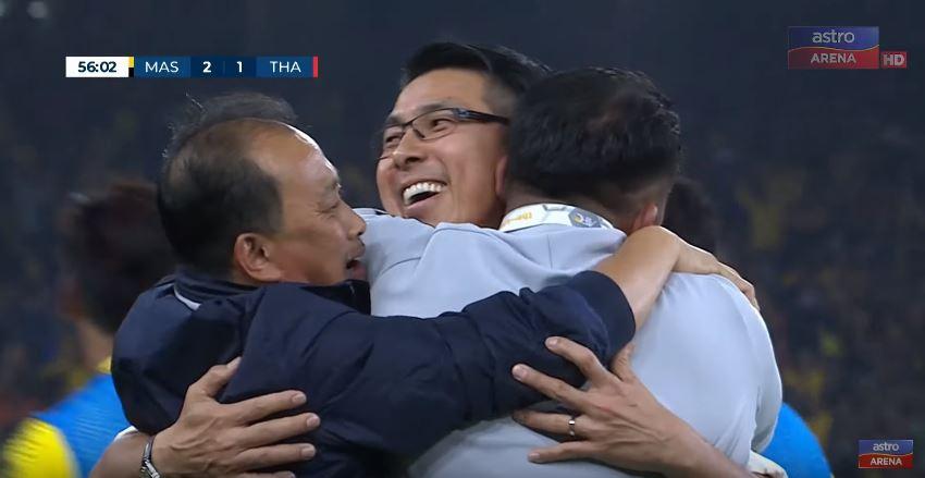 malaysia 2 1 thailand Jürgen Klinsmann Bakal Naungi Harimau Malaya?