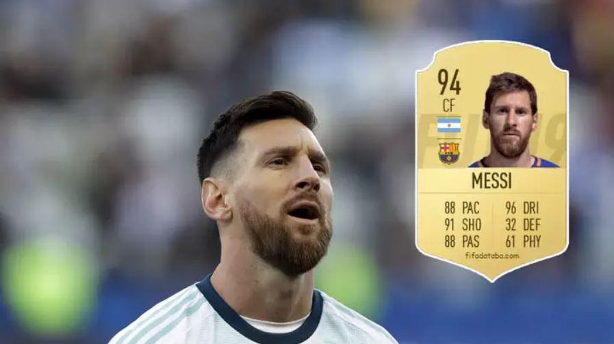 messi fifa ultimate Seorang Ayah Pening Apabila Anaknya Membelanjakan RM2800 Untuk Membeli Messi