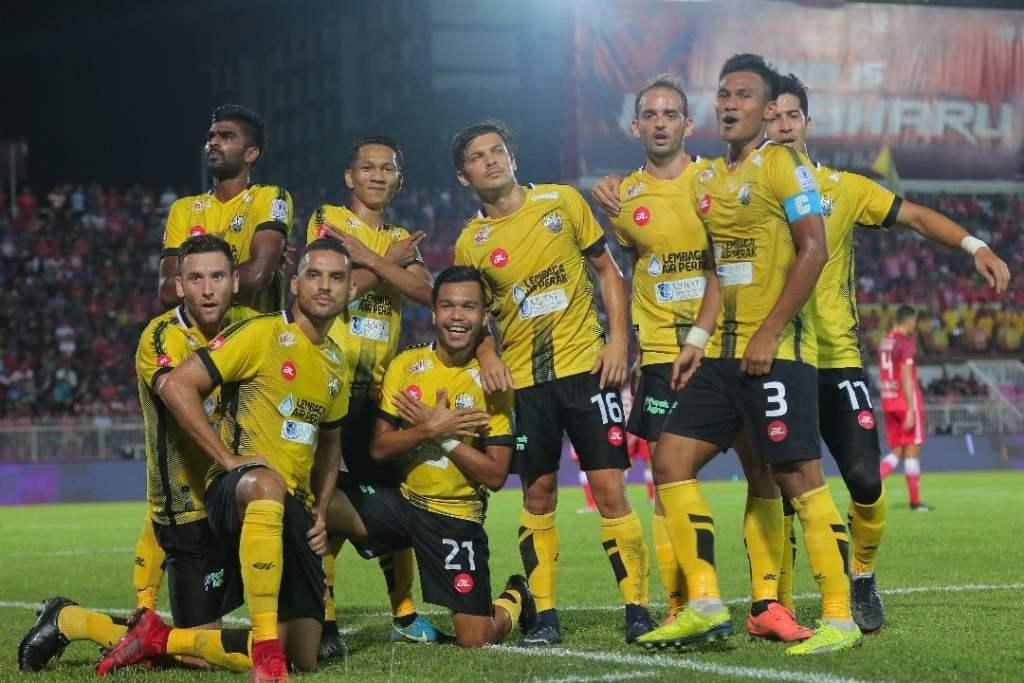 perak Malaysia Dapat Dua Slot Automatik Piala AFC 2021