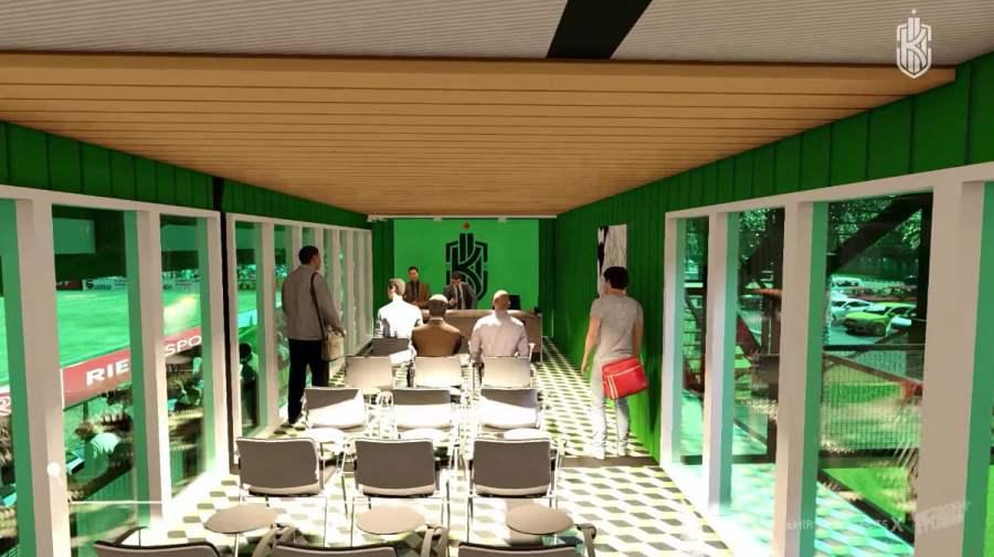 press room kerteh fc Konsep Rekabentuk Stadium Kerteh FC Diperkenalkan