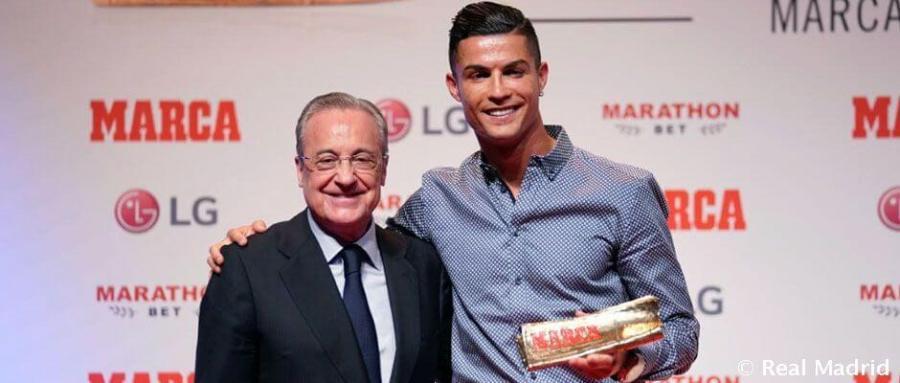 ronaldo perez Ronaldo Rindukan Real Madrid