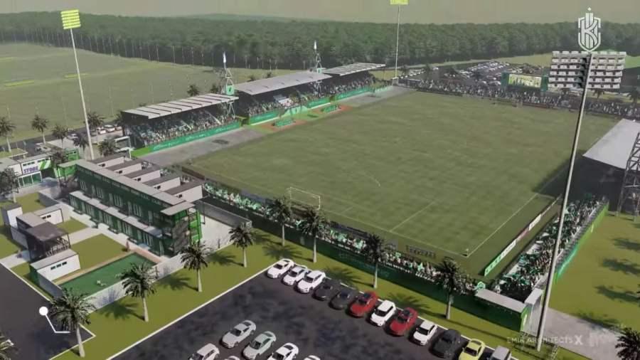 stadium kerteh fc 3 Konsep Rekabentuk Stadium Kerteh FC Diperkenalkan