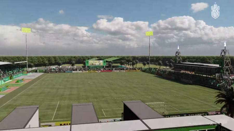 stadium kerteh fc Konsep Rekabentuk Stadium Kerteh FC Diperkenalkan