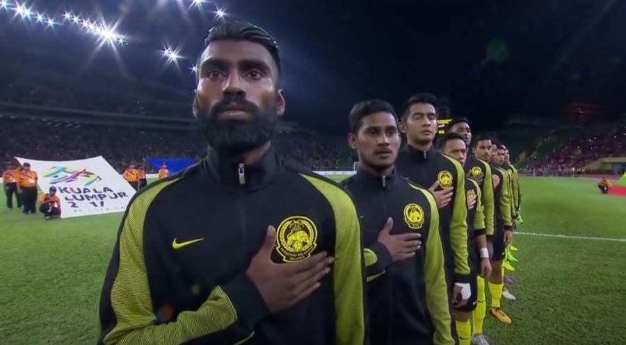 thanabalan pemburu haram bola sepak Si Pemburu Haram Thanabalan - Aksi Yang Dirindui Peminat